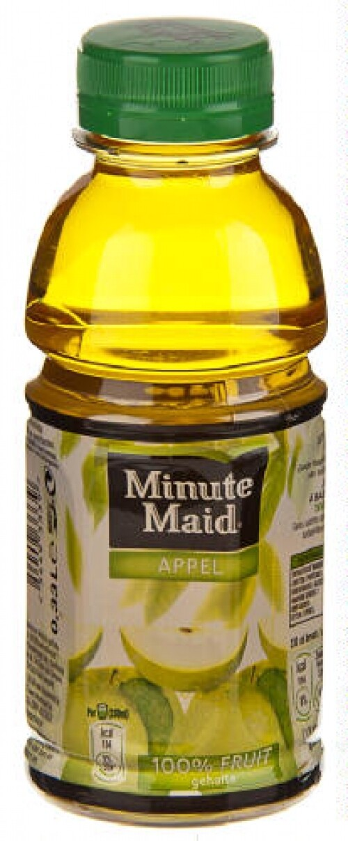 Minute Maid Pomme 33cl bouteille