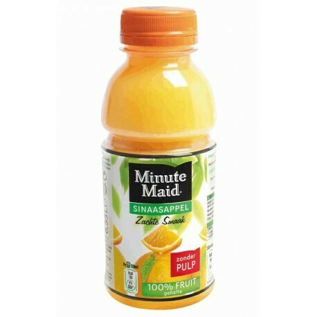 Minute Maid Orange 33cl bouteille
