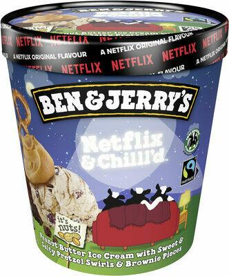 Ben & Jerry's Netflix & Chillll'd