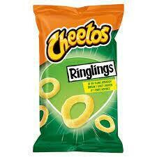 Cheetos Ringlings