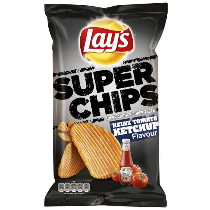 Lay's SuperChips Ketchup