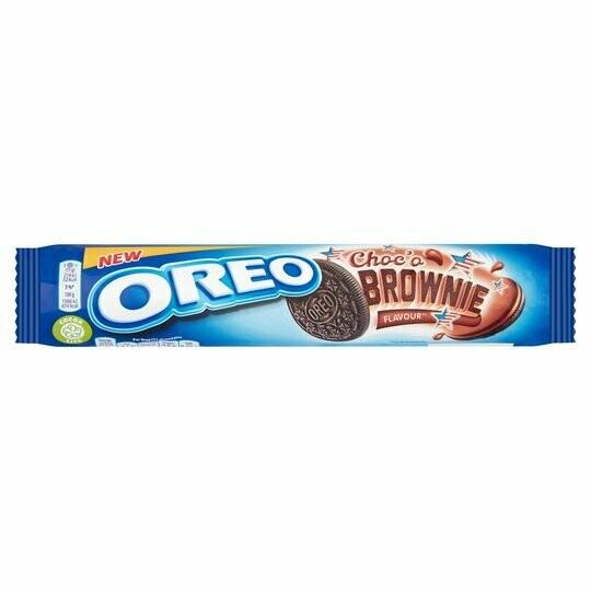 Oreo Choc'o  Brownie
