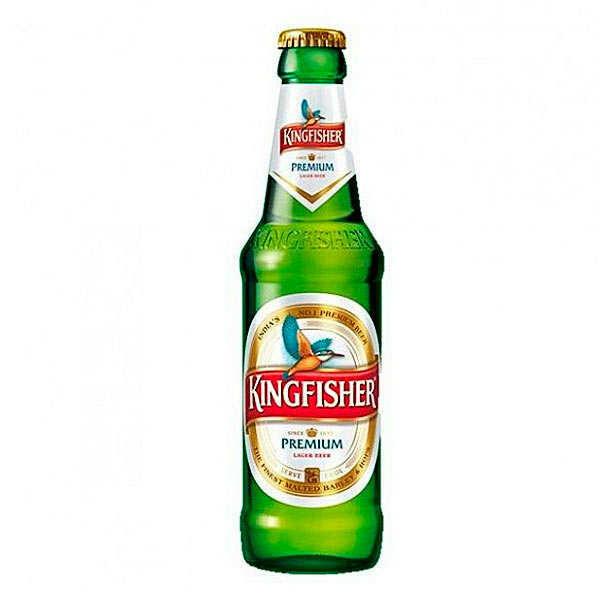 English Beer Kingfisher