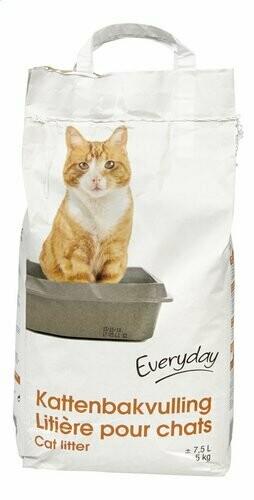 Litière pour chats  Kattenbakvulling