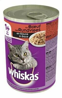 Whiskas au Boeuf/Rund