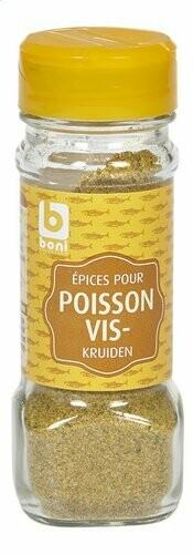 épice pour Poisson/Vis