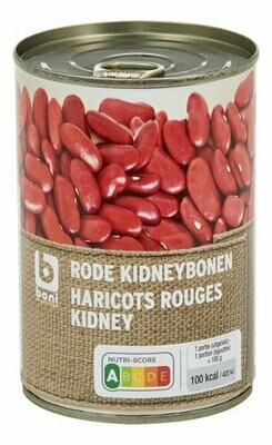 Haricots Rouges / Rode Kidneybonen 400g