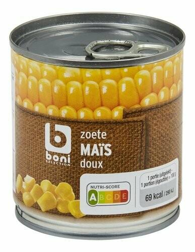 Maïs Doux / Zoete 150g