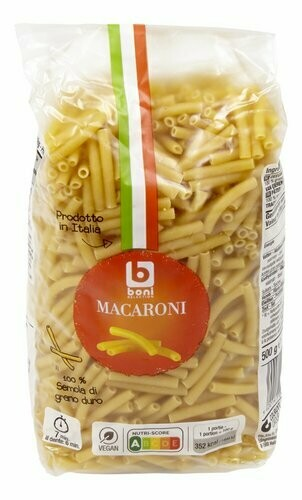 Macaroni 500g Boni