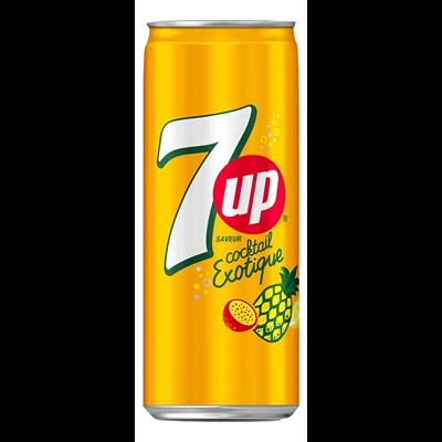 7 Up Coktail Exotique