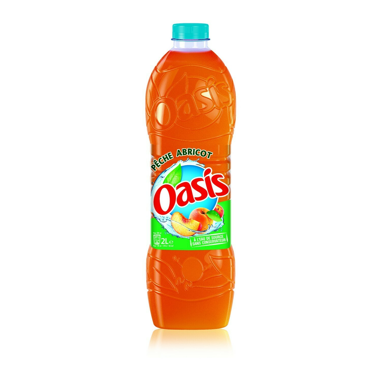 Oasis Pêche Abricot
