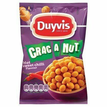 Crac A Nut Hot Sweet Chili