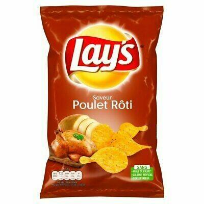 Lay's Poulet Rôti