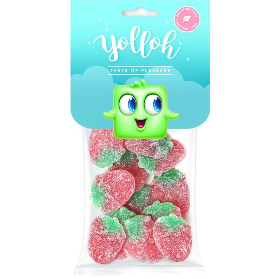 Yolloh Strawberry fizz