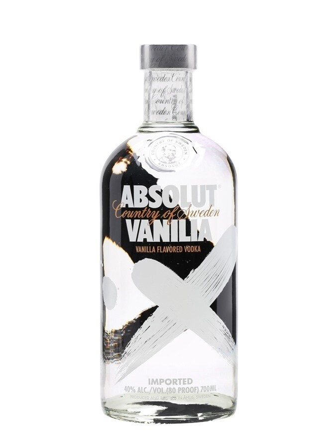 Absolut Vodka Vanilla Falvour