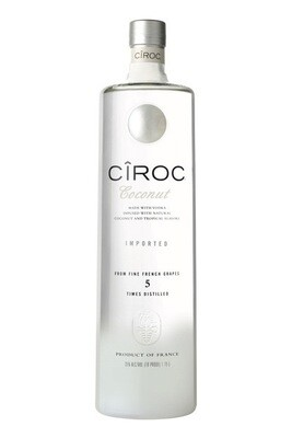 Ciroc Vodka Coconut