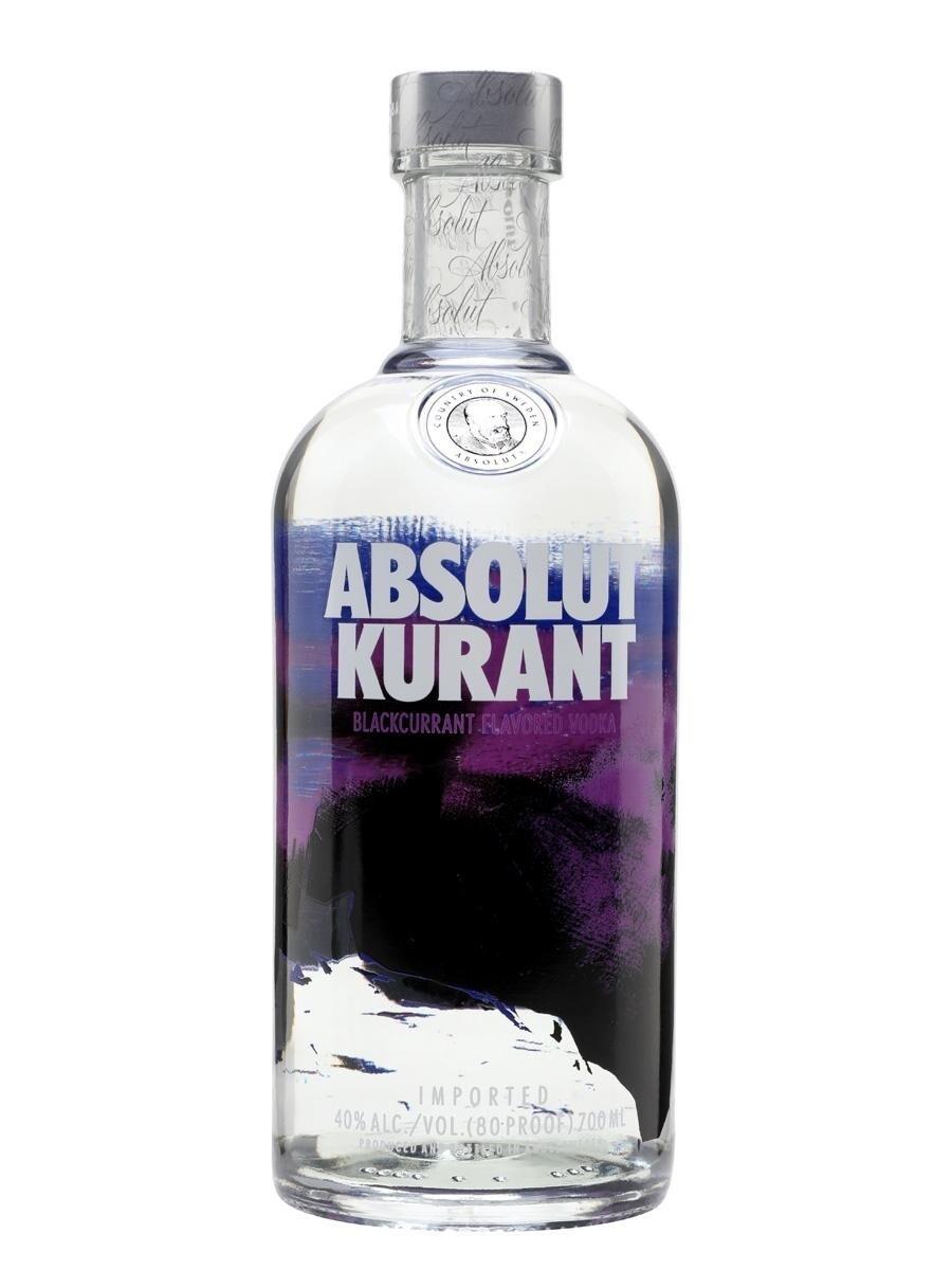 Absolut Blackcurrant