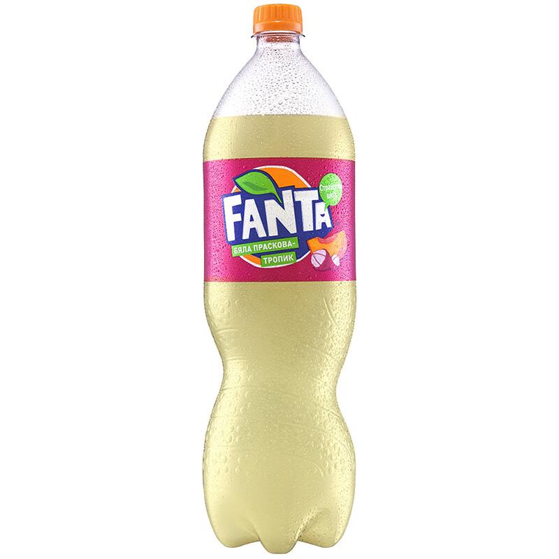 Fanta White Peach 50 cl
