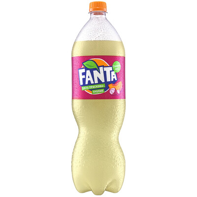 Fanta White Peach 50 cl