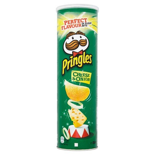 Pringles Cheese 🧀 & Ognon