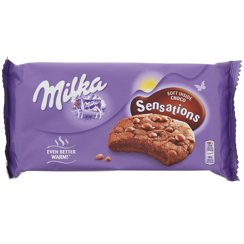 Milka Sensations Choco' Choco'