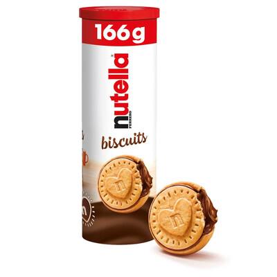 Nutella Biscuits 🍪 166g