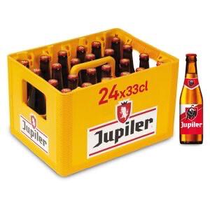 Jupiler Caisse 24 x 33cl
