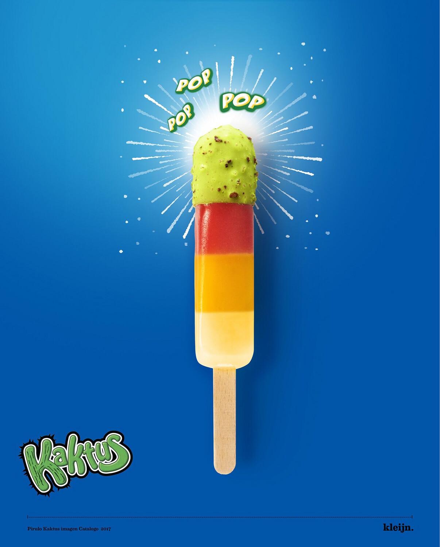 Nestlé Pirulo Ice Cream Kaktus