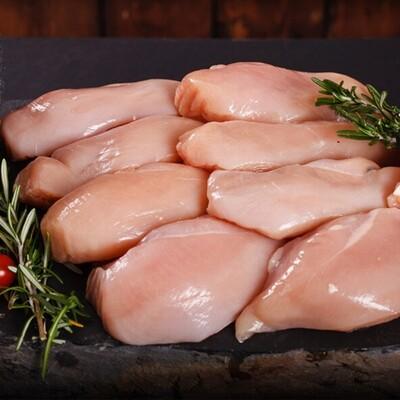 DELMON CHICKEN BREAST BONELESS(900 Grams)