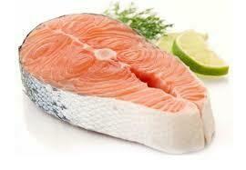 SALMON FISH STEAK(500 GRM)