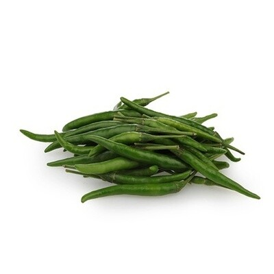 GREEN CHILLI(100 Grm)