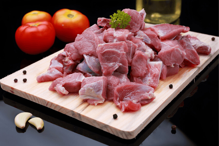 FRESH INDIAN MUTTON(per kg)
