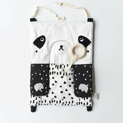 Wee Gallery Tegelusmatt – Peitusemängu Panda