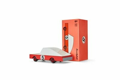Candylab Toys Candycar – Punane Ralliauto #5