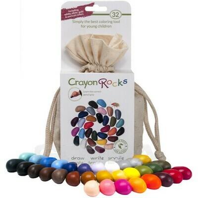 Crayon Rocks – 32tk