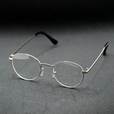 lunettes transparentes