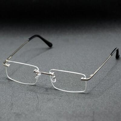 lunettes forme cartier transparente