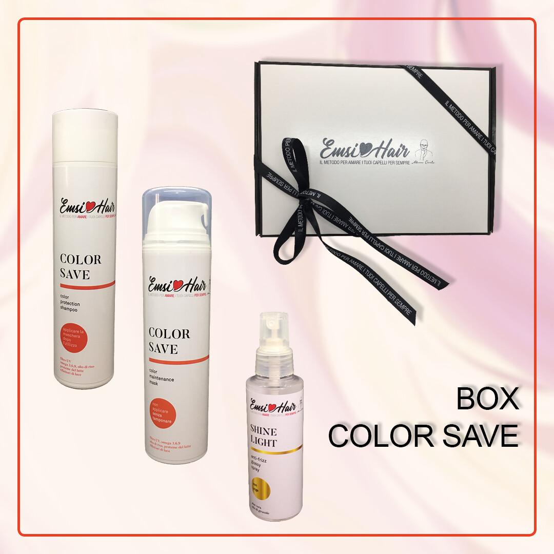 Box Color Save