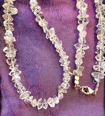 Herkimer Diamant Kette