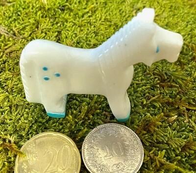 Krafttier Weisses Pferd