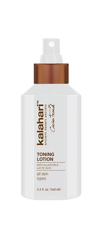 Toning Lotion