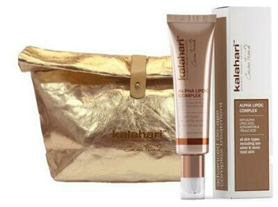 Alpha Lipoic Complex with FREE clutch bag
