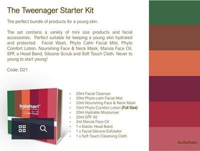 Tweenager Skin Kit