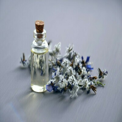 15ml Glass Bottle with Cork