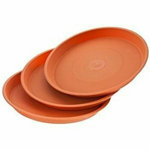 Medium size pot Saucer