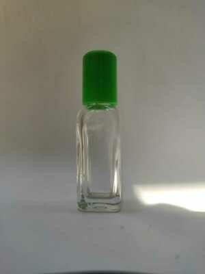 Mini 30 ml Liquor Bottle with Green Cap
