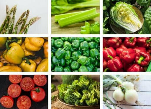 Salad Seeds Pack