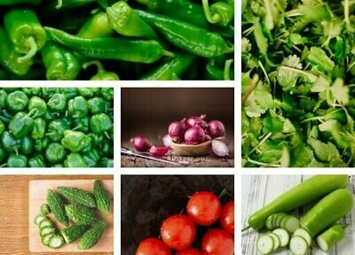 All Season Veggies Seeds Pack