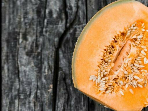 Musk Melon Seeds (3 seeds)