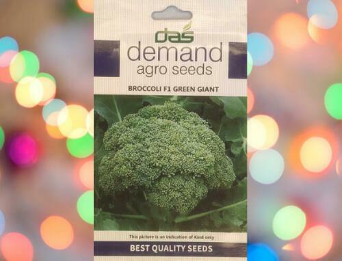Demand Agro Broccoli F1 Green Giant
